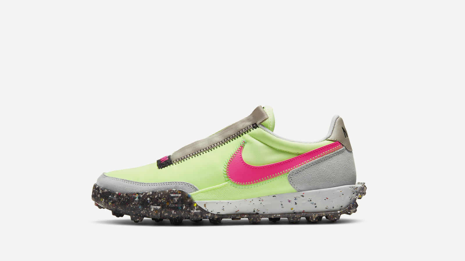 Nike Women's Waffle Racer Crater Official Images and Release Date 5