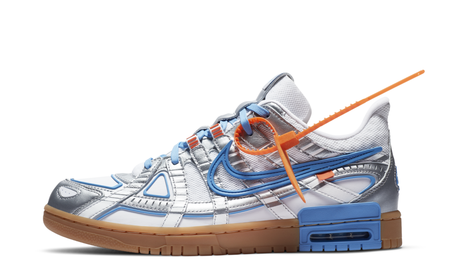 Nike Off White Rubber Dunk Official Images and Release Date 7