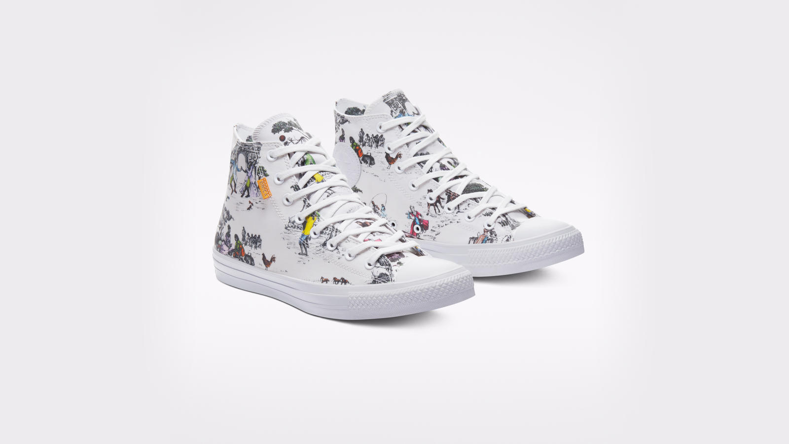Converse x UNION x Sheila Bridges Harlem Toile Collaboration 7