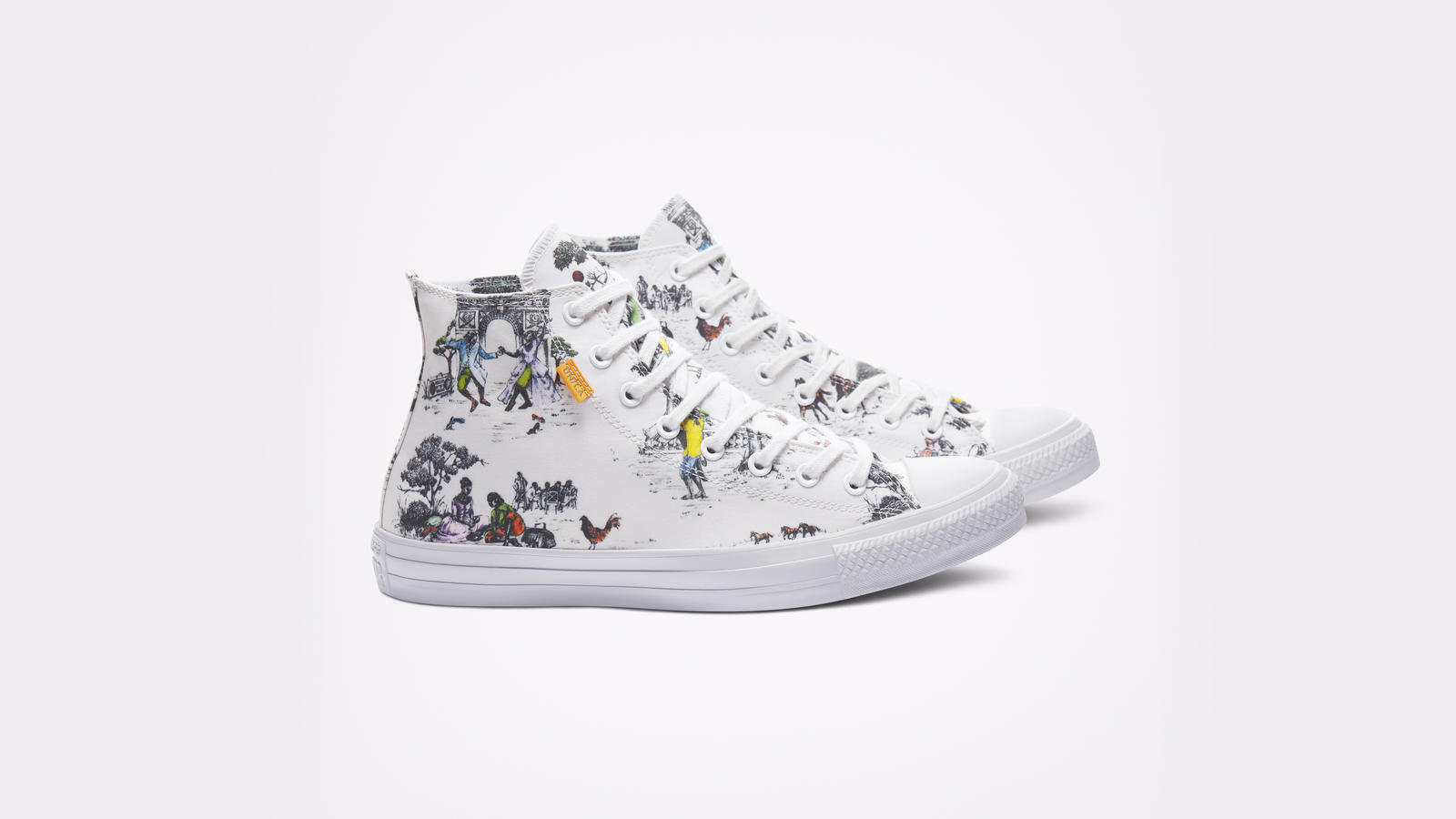 Converse x UNION x Sheila Bridges Harlem Toile Collaboration 15