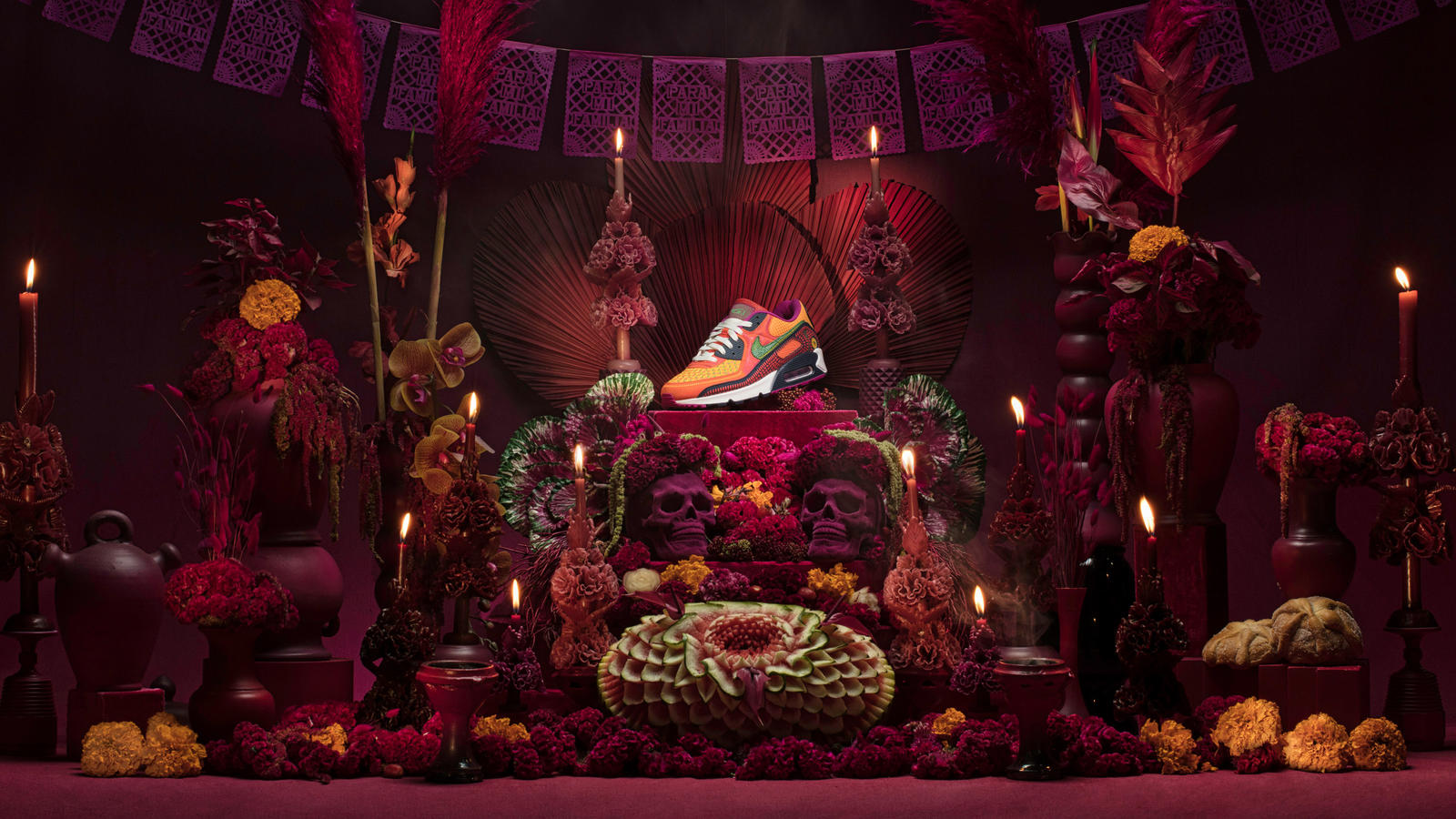 Nike 2020 Day of the Dead Collection 7