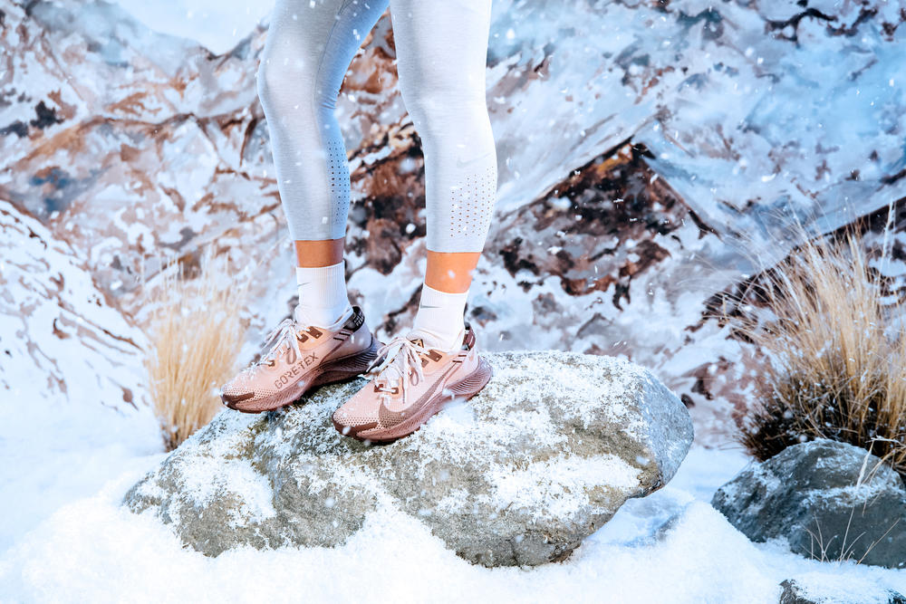 The Nike Running Cold-Weather Footwear Lineup is Like Your Trustiest Winter Tires