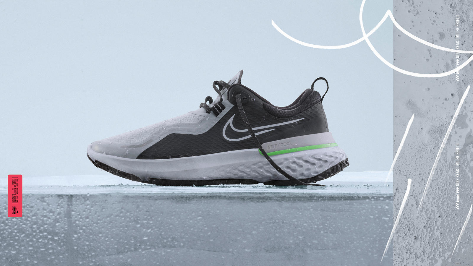 Nike Pegasus 37 Shield Nike Pegasus Trail 2 GORE-TEX Nike React Miler Shield Official Images Release Date 5