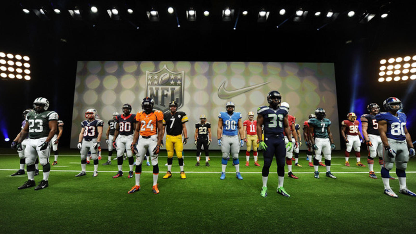 be08e2923 Nike NFL UniformUnveil Players01 03APR2012 large.  Nike NFL 2012 TeamUniforms 03APR large.  Nike NFL UniformUnveil Players01 03APR2012 large