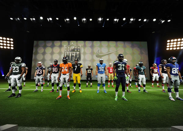 New Nike NFL jerseys available for pre-order April 15th