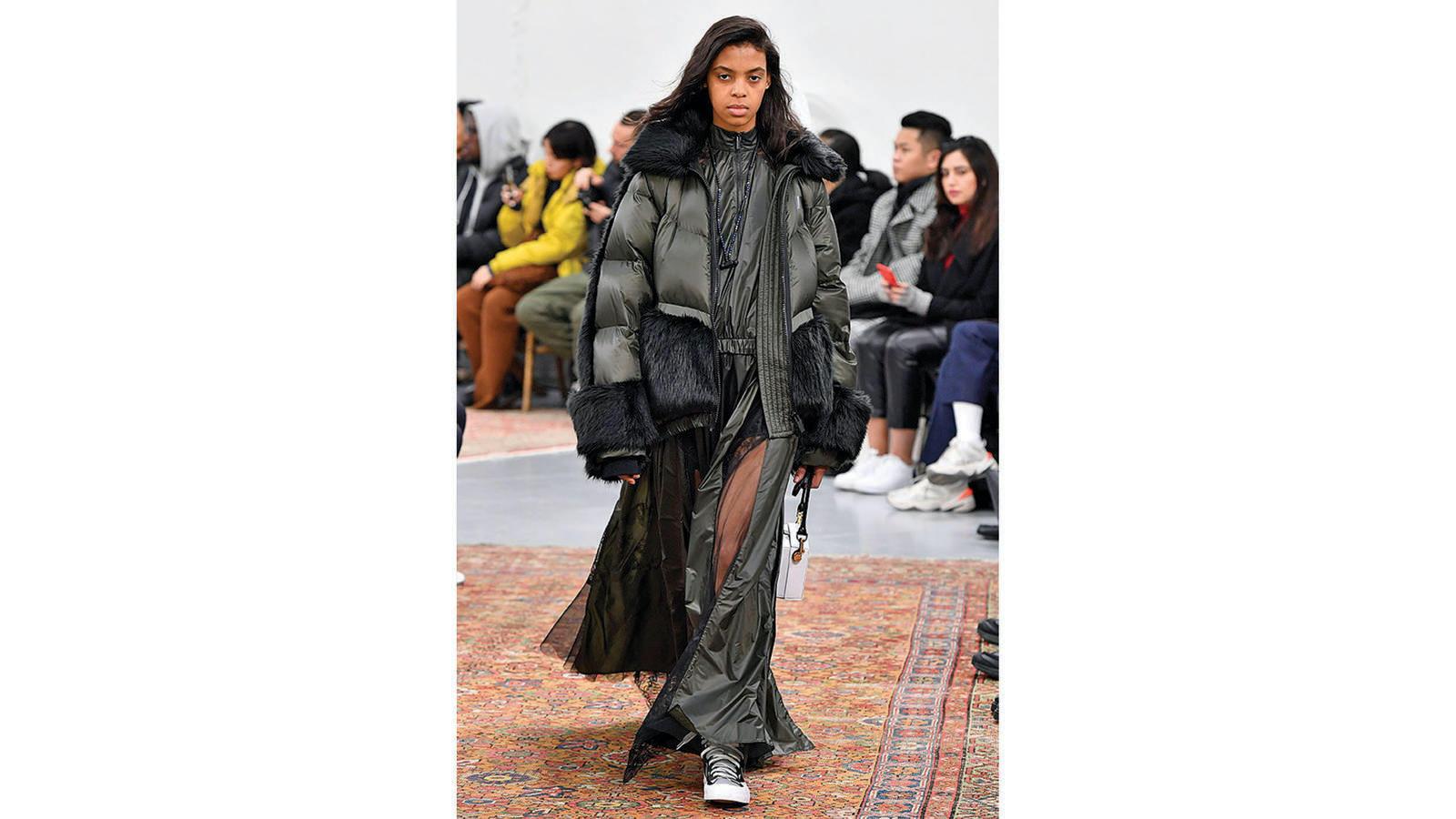 nike sacai outerwear collection 7