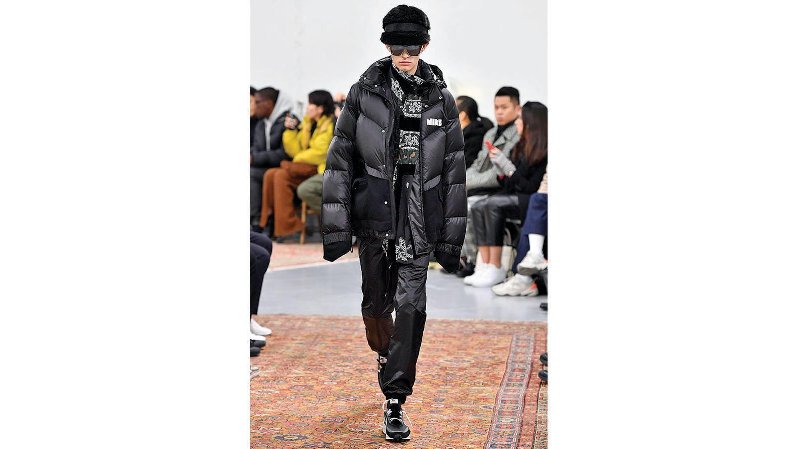 nike sacai outerwear collection 8