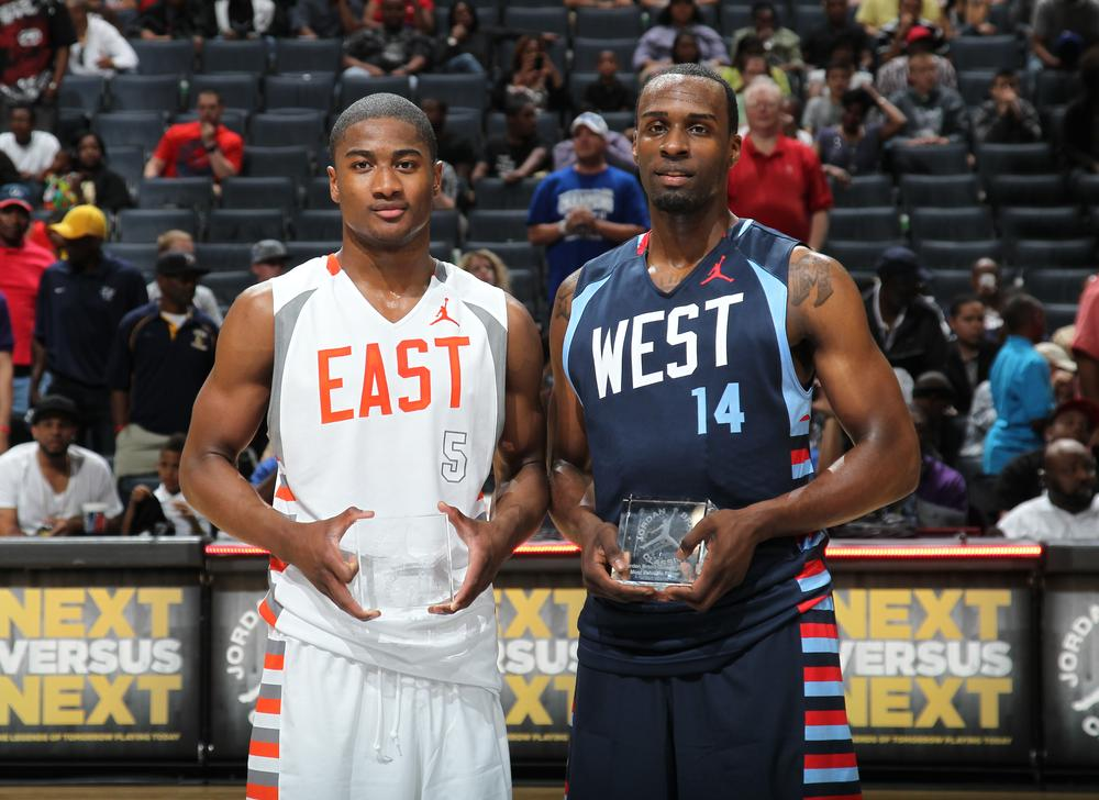 Shabazz Muhammad and Rodney Purvis Named Co-MVPs of the 2012 Jordan Brand Classic