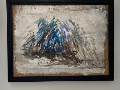 Large Abstract Painting main image