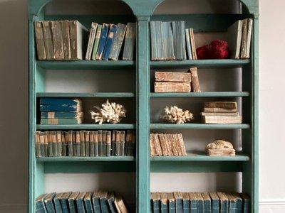 Painted Shelves main image