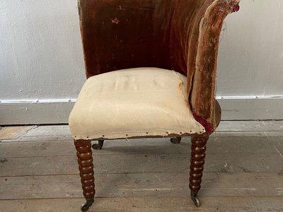 Bobbin Corner Chair main image