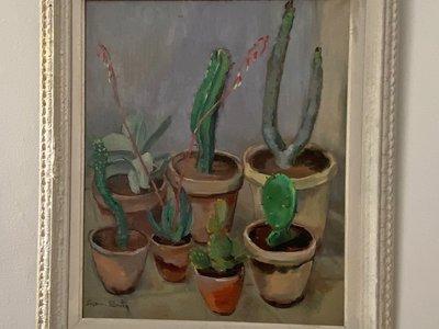 Cactus Painting main image