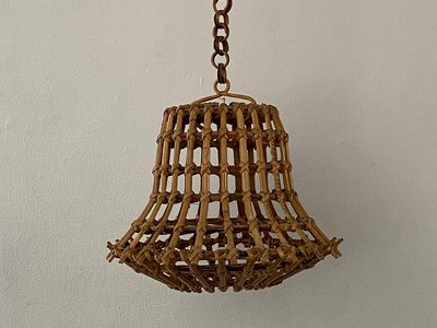 Bamboo Hanging Light main image