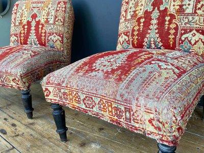 Pair of Carpet Chairs main image