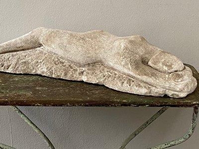 Carved Stone Figure main image