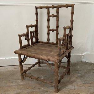 Chinoiserie Chair