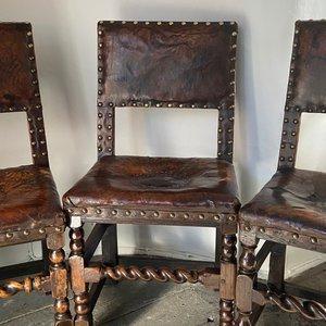 Cromwellian Chairs
