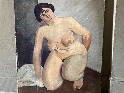 Nude Painting main image