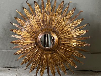 Gilt Metal Mirror main image