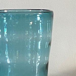 Swedish Glass Vase