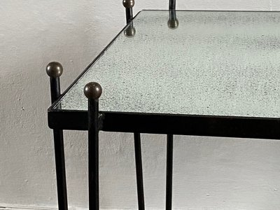 Table With Hairpin Legs main image