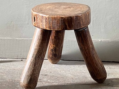 Low Brutalist Table main image