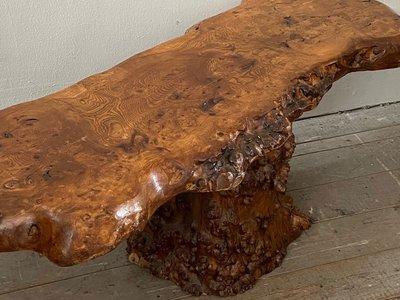 Olive Wood Coffee Table main image