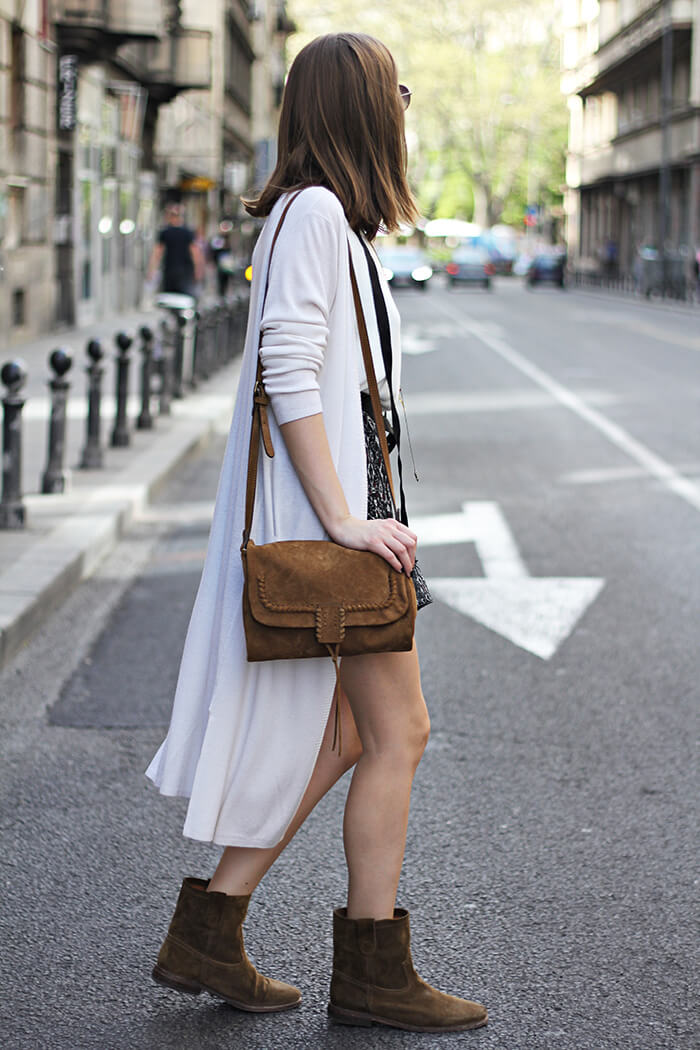 vanja, fashion and style blog, elle serbia street style, massimo dutti bag, isabel marant hm boots