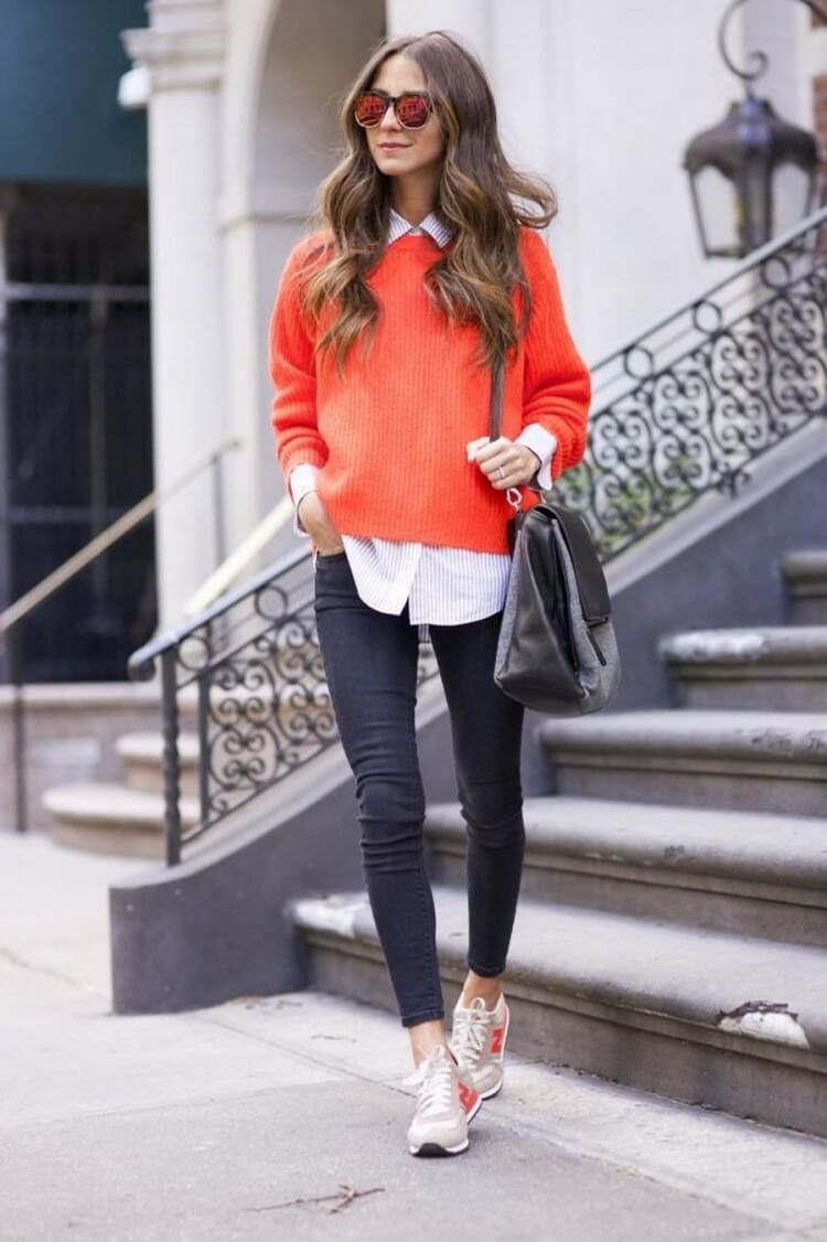 What-To-Wear-With-New-Balance-Trainers-and-Sneakers-Chic-Street-Style-For-Women-27