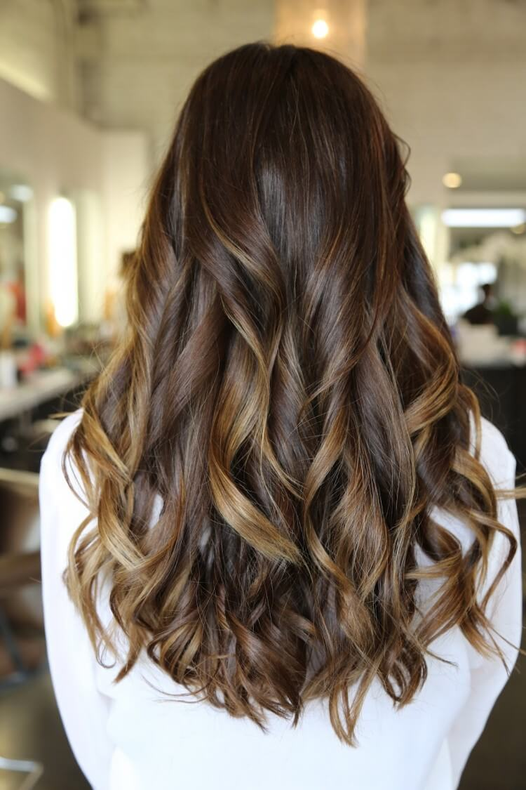 Caramel-Highlights-for-Long-Hair2015