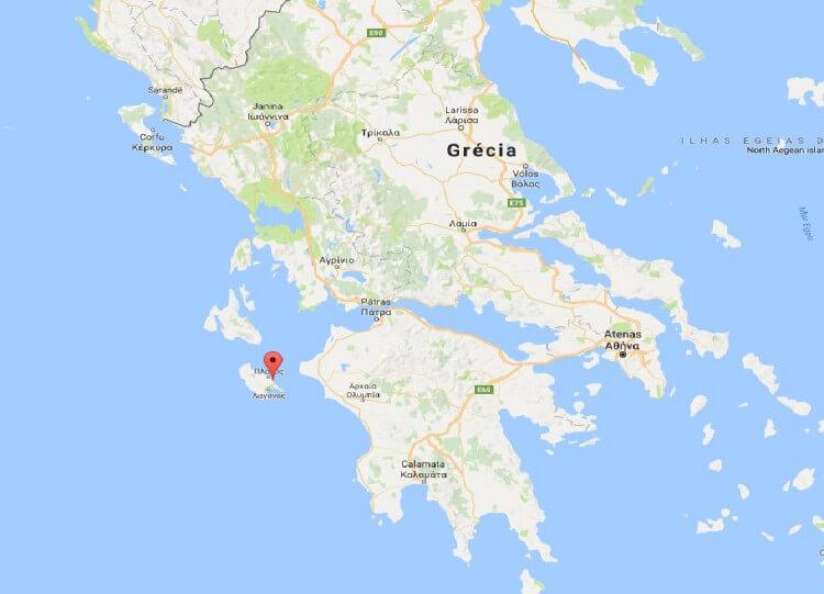 zakynthos-onde-fica