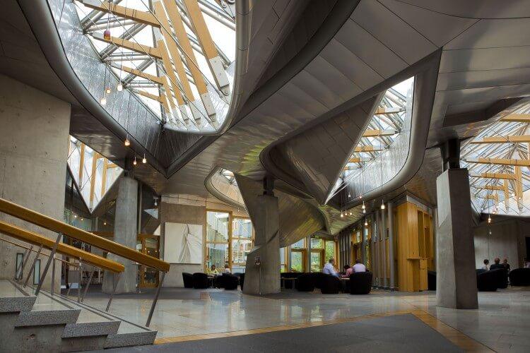 parlamento-escoces-escocia-edimburgo-onde-ir