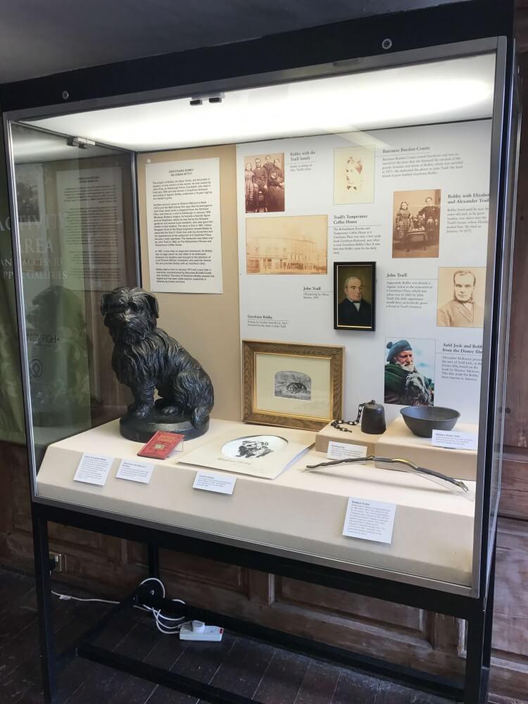 grayfriad-bobby-edimburgh-escocia-museu-o-que-fazer