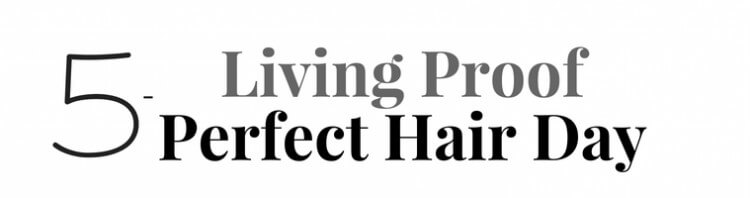 living proof perfect hair day