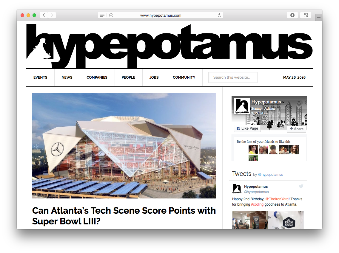 Hypepotamus - The South's Leading Tech and Startup News Source