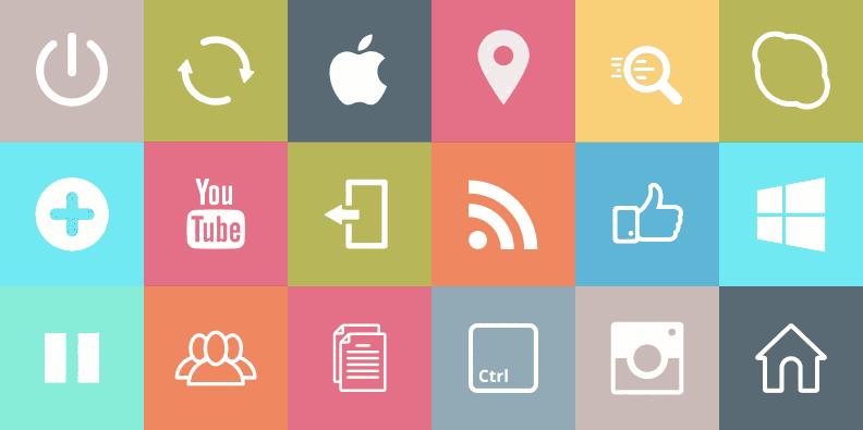 blog-flat-icons