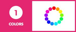 visual communication color wheel