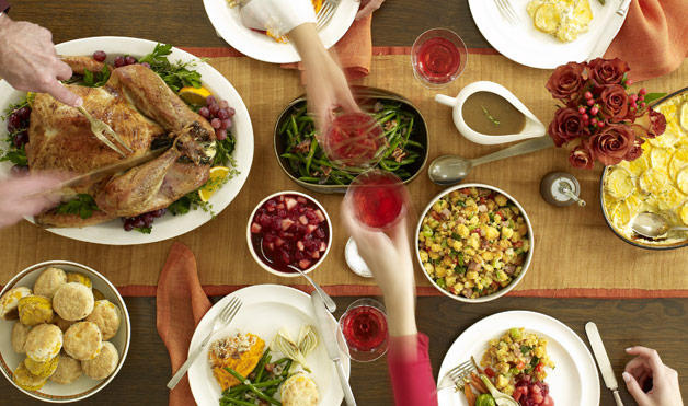 designing the seating chart and platter flow at the thanksgiving table is essentially designing the thanksgiving user experience