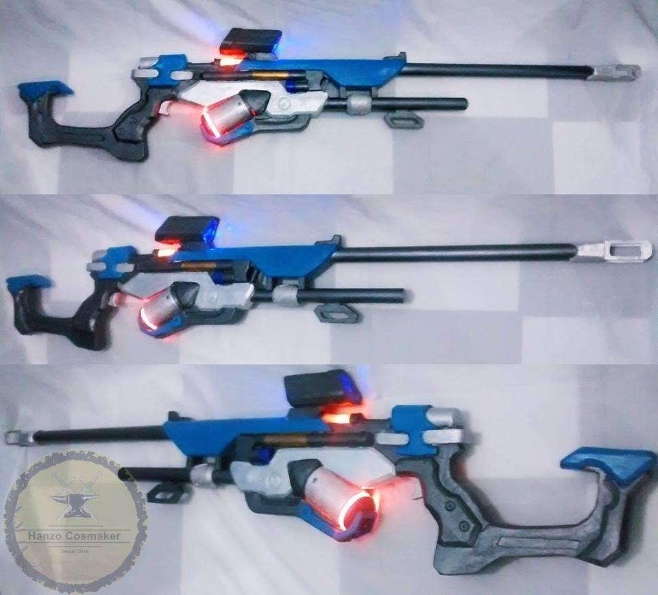 Arma Ana Overwatch