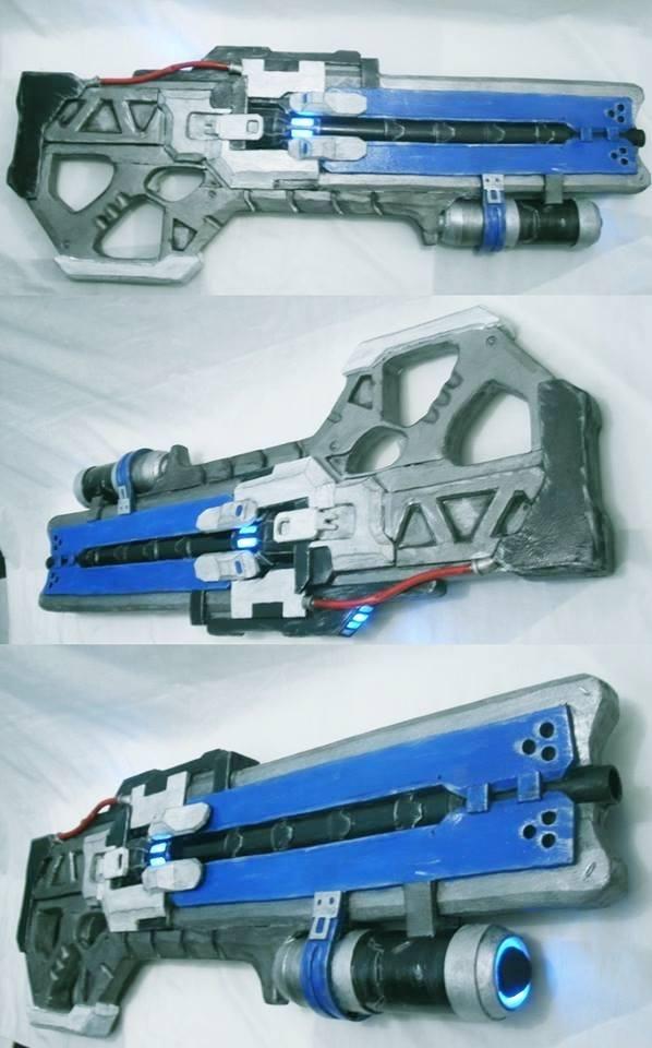 Arma do Soldado 76 Overwatch