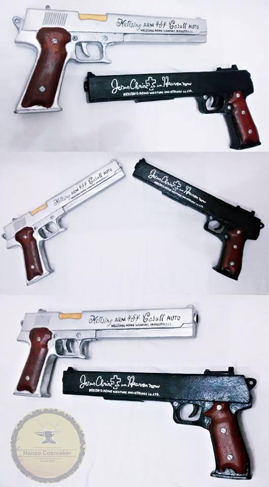 Armas Alucard Hellsing
