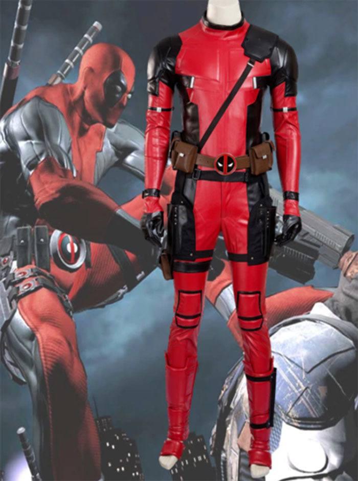 Cosplay Deadpool