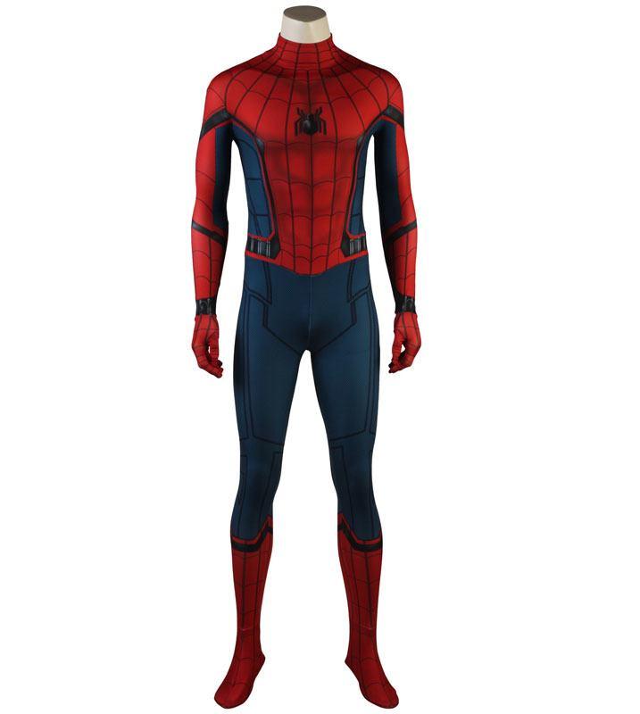 Cosplay Homem Aranha de Volta ao Lar