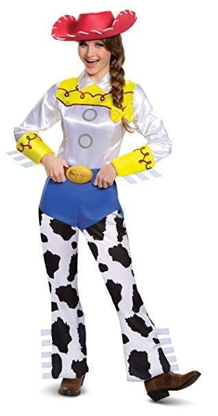 Cosplay Jessie Toy Story + Chapéu