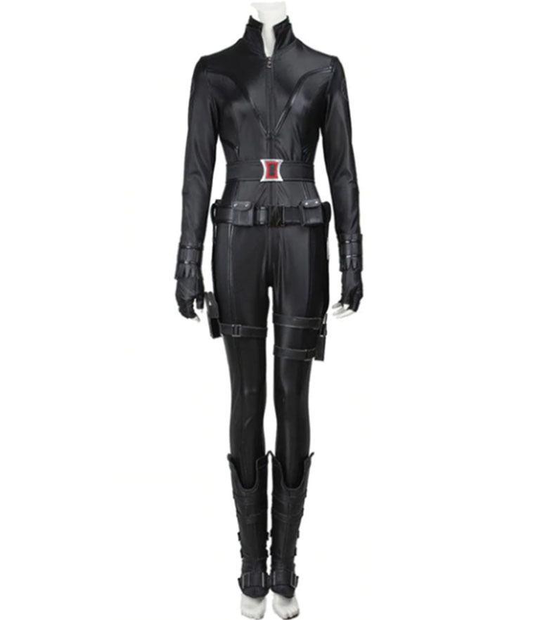 Cosplay Natasha Romanoff Viúva Negra The Avengers Os Vingadores