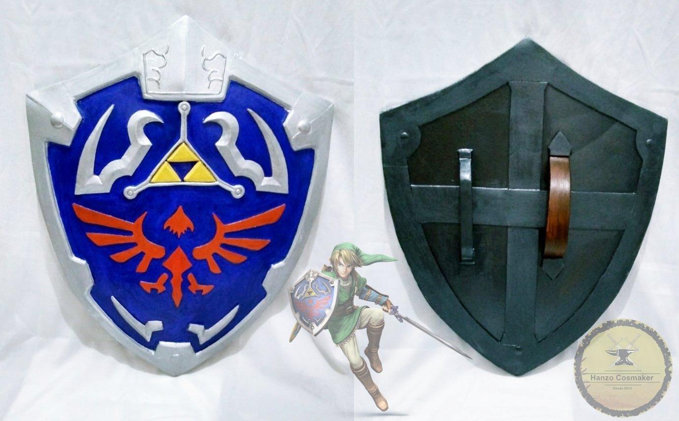 Escudo Hylian Link - Zelda