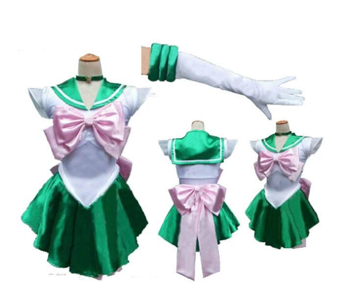 Cosplay Sailor Jupter - Sailor Moon