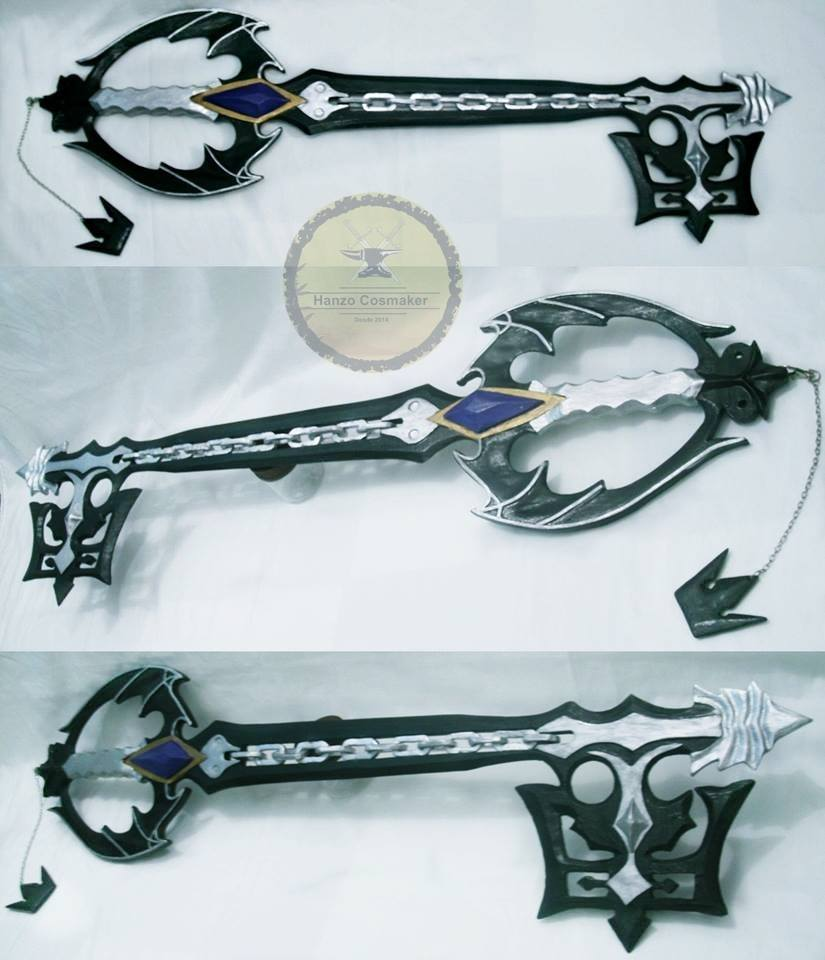 Keyblade Oblivion - Kingdom Hearts