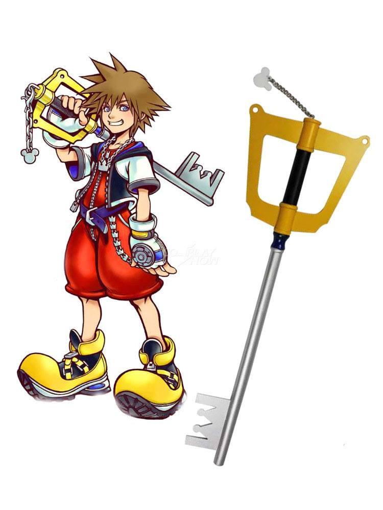 Keyblade Sora Kingdom Hearts