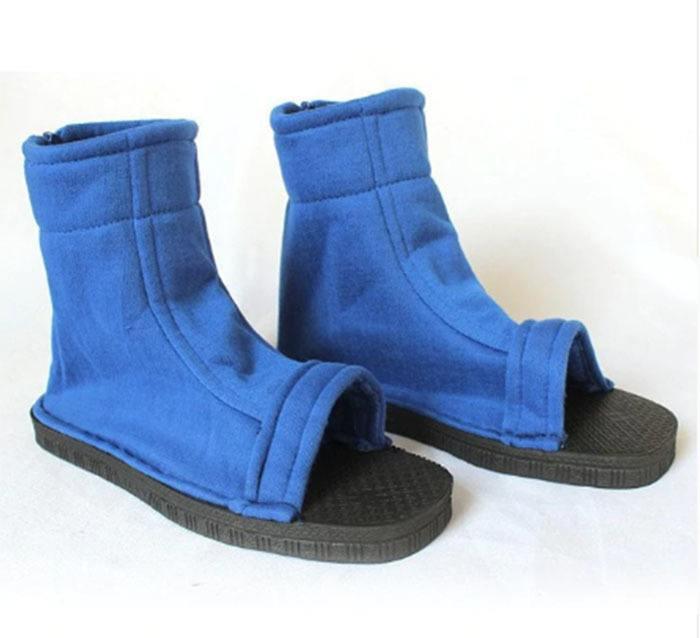 Sandália Shinobi Naruto Azul